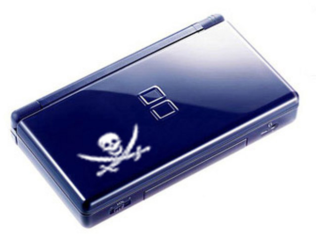 Tutorial Piratear Nintendo DS Lite