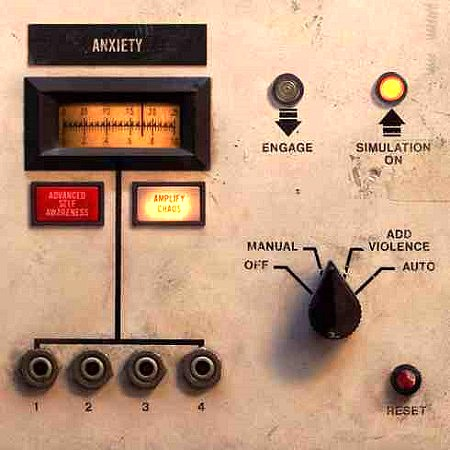 Nine Inch Nails – Add Violence (2017) mp3 - 320kbps