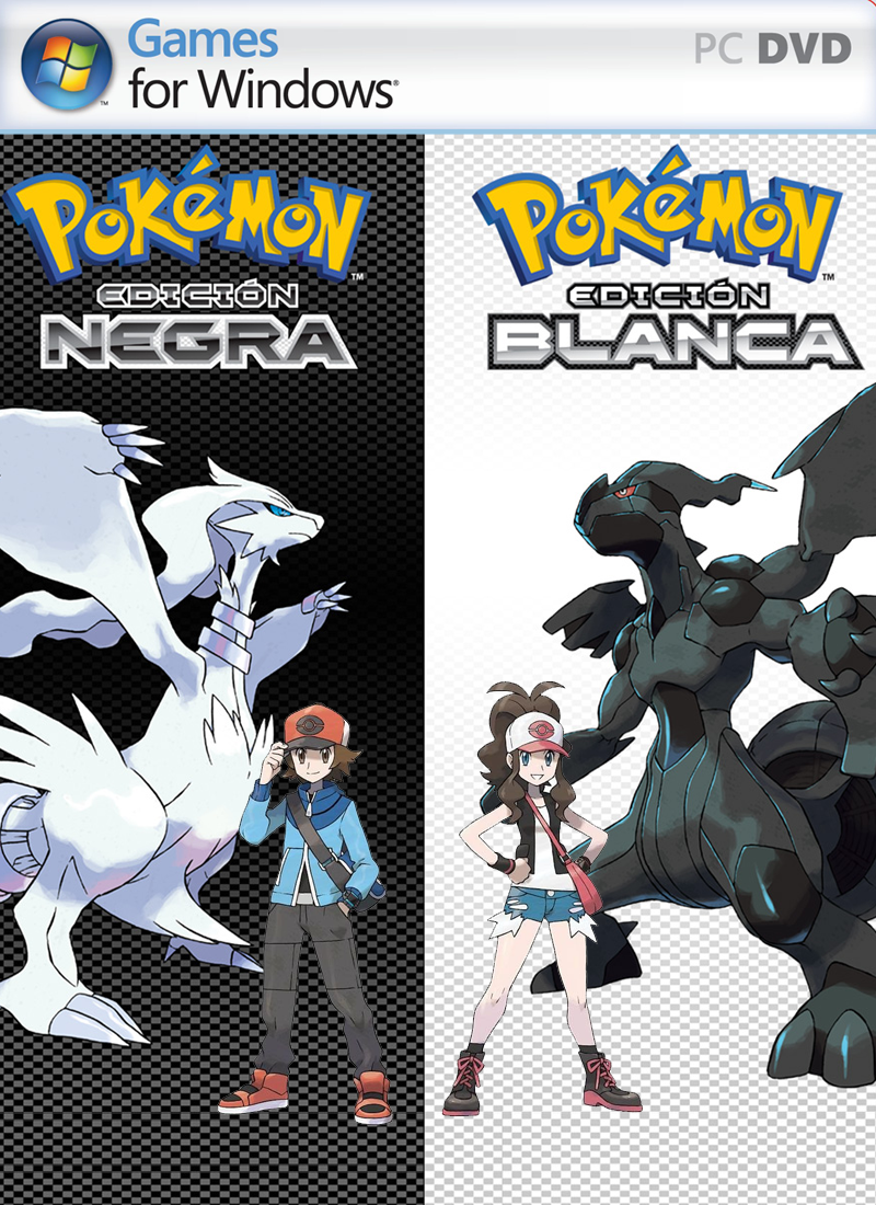 Pokemon Blanco y Negro para PC