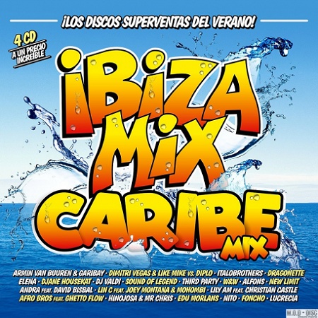 V.A. Ibiza Mix y Caribe Mix (2017) mp3 - 320kbps