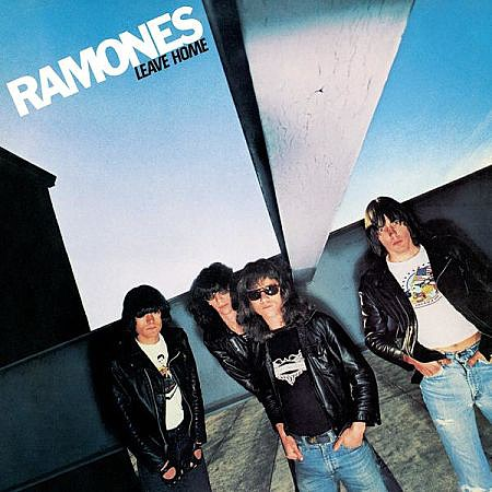 Ramones – Leave Home [40th Anniversary Deluxe Edition] (2017) mp3 - 320kbps