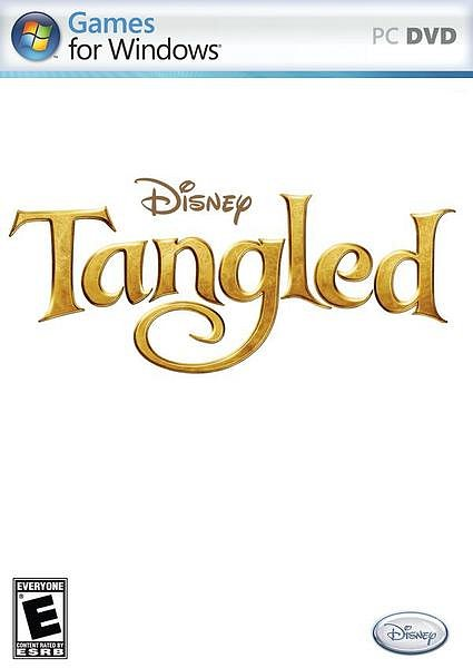 Tangled The Video Game 2010 [Ingles] [PC-1DVD4]