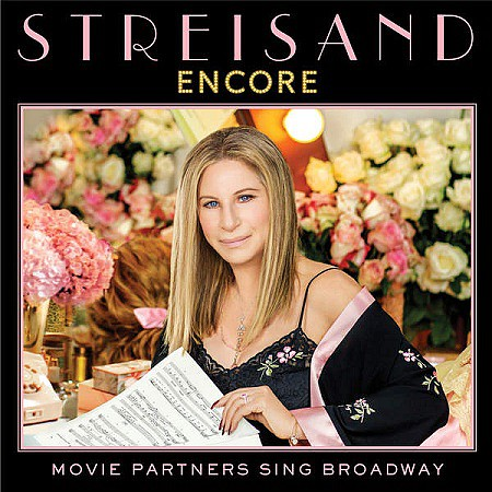 Barbra Streisand – Encore-Movie Partners Sing Broadway (2016) mp3 320kbps