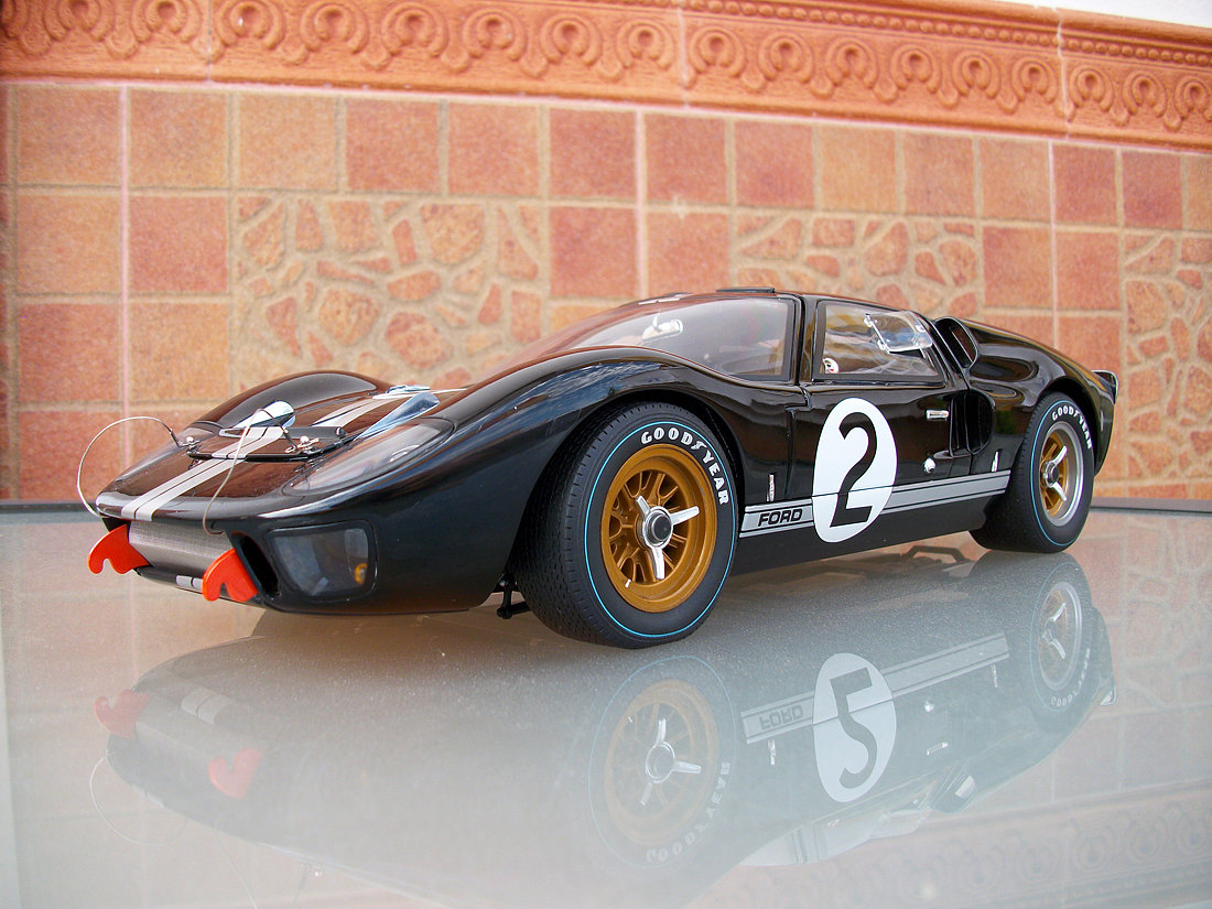 Ford GT40 1966 Le Mans winner