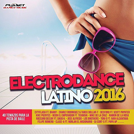V.A. Electrodance Latino 2016 (2016) mp3 320kbps