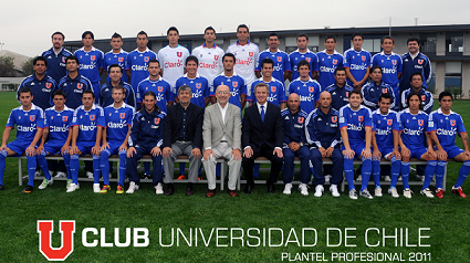 Universidad de Chile 2011