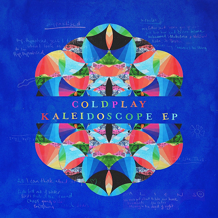 Coldplay – Kaleidoscope (EP) (2017) mp3 - 320kbps