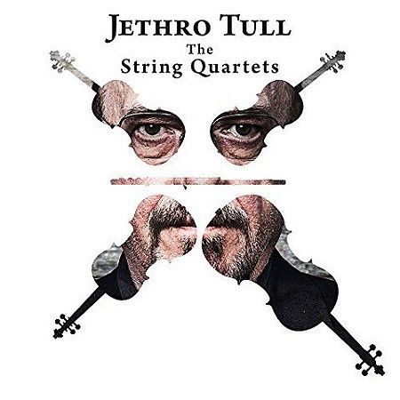 Jethro Tull – The String Quartets (2017) mp3 - 320kbps