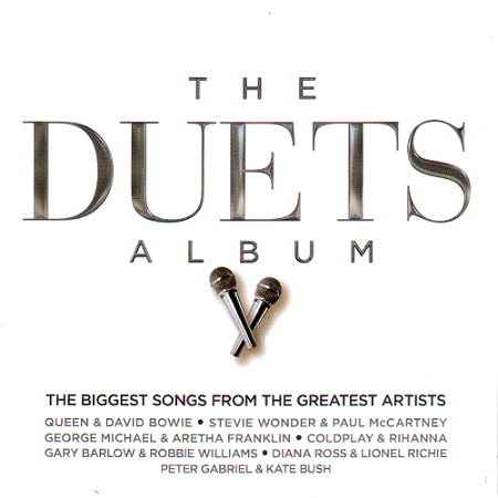 V.A. The Duets Album (2016) mp3 320kbps
