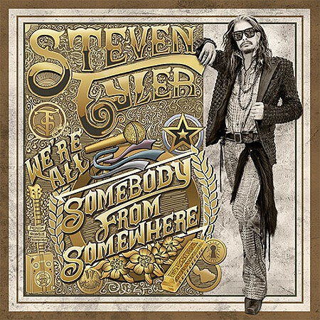 Steven Tyler - We re All Somebody From Somewhere (2016) mp3 320kbps