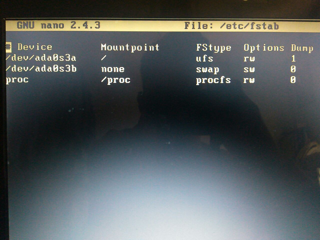 Gnome 3 doesn't start | The FreeBSD Forums