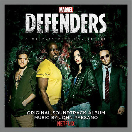 BSO The Defenders (John Paesano) (2017) mp3 - 320kbps
