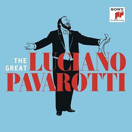 Luciano Pavarotti – The Great Luciano Pavarotti (2017) mp3 - 320kbps