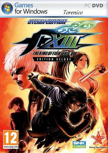 The King Of Fighters XIII [2013][Español][2.1 Gb][MEGA-UP-LT-BS-FS]