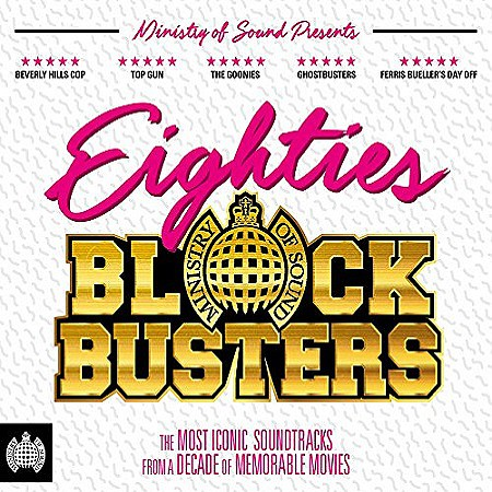 Ministry of Sound – 80s Blockbusters (2016) mp3 - 320kbps