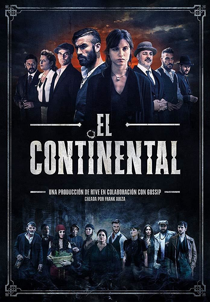El Continental 1x01 Espa&ntildeol Disponible