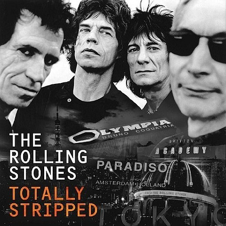 The Rolling Stones – Totally Stripped (Live) (2016) mp3 320kbps