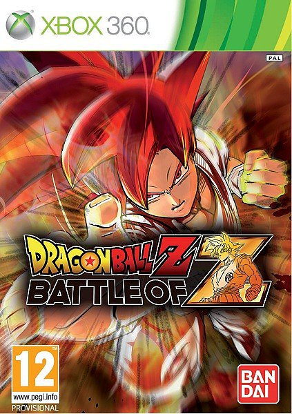 Dragon Ball Z: Battle of Z [Espa�iol] [NTSC-U] [XGD2] [2014] [UL-RG]