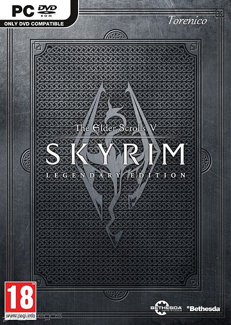 The Elder Scrolls V Skyrim Legendary Edition [Español][10 Gb][DLCs][MEGA-FS-BS-UP-LT]