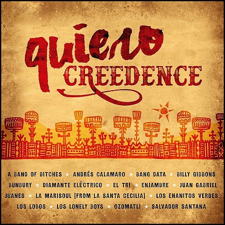 V.A. Quiero Creedence (2016) mp3 320kbps