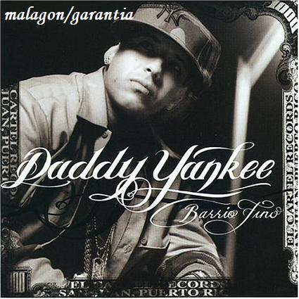 daddy barrio fino: