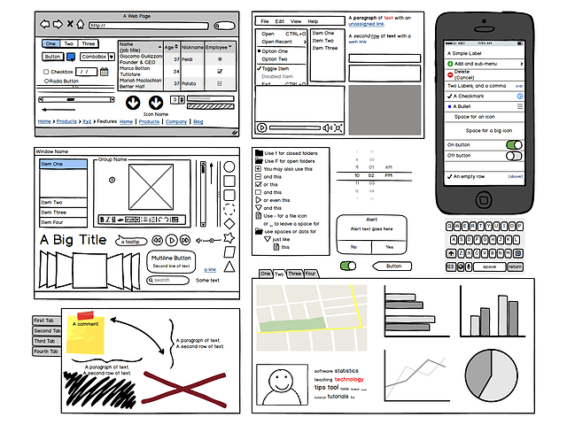 Balsamiq Mockups 3 Dise 241 A Tus Bocetos Identi