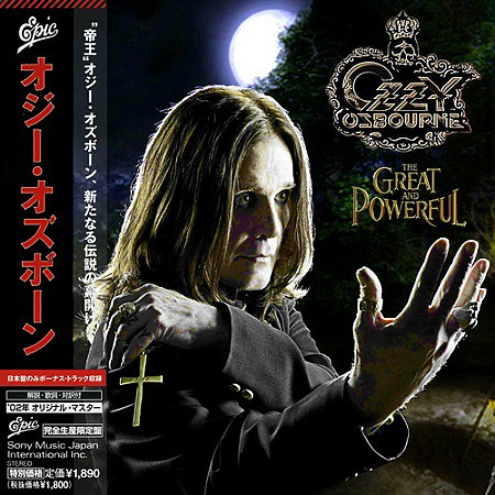 Ozzy Osbourne - The Great and Powerfull (Japanese Edition) (2017)