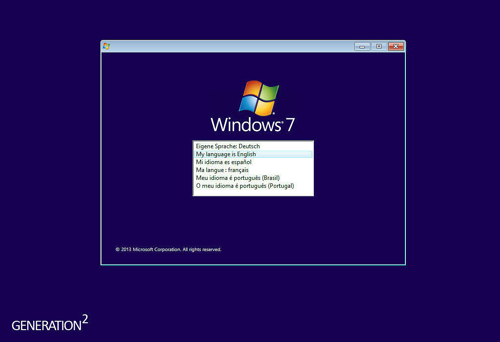 Windows 7 SP1 6in1 By Generation2 (27/3/2015)