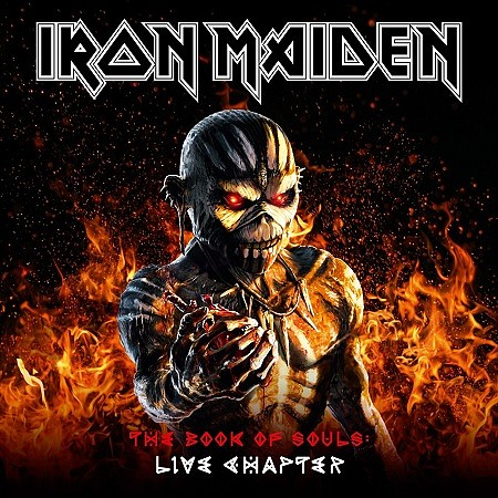 Iron Maiden – The Book of Souls: Live Chapter (2017) mp3 - 320kbps