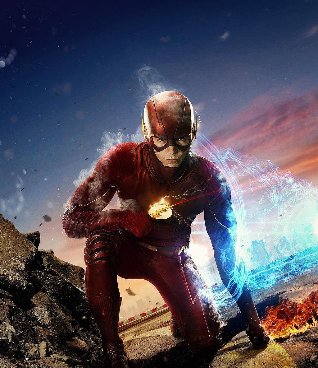 Estreno The Flash Temporada 3 Capitulo 1 Identi