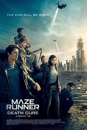 Maze Runner The Death Cure [2018] [720p] [BluRay Rip] [Ingles] [UB+]