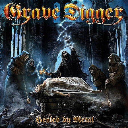 Grave Digger – Healed By Metal (Deluxe Edition) (2017) mp3 - 320kbps