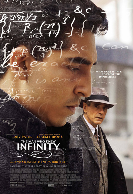 The Man Who Knew Infinity | 2015 | 1080p | Latino
