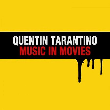 BSO Quentin Tarantino Music in Movies (V.A.) (2016) mp3 - 320kbps