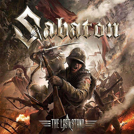 Sabaton – The Last Stand (Deluxe Edition) (2016) mp3 320kbps