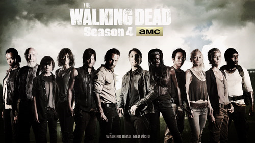 My favorite series: The walking dead