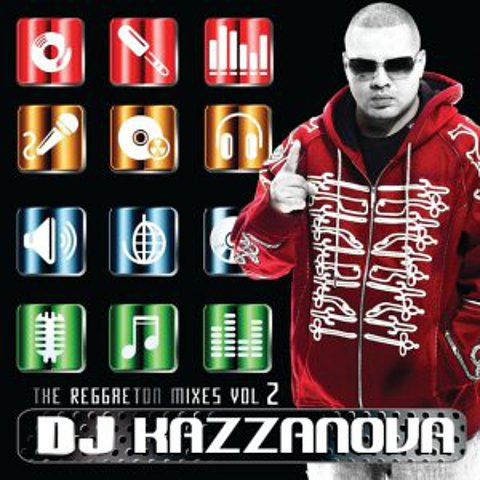 DJ Kazzanova - The Reggaeton Mixes Vol 2 iTunes Plus ACC M4A