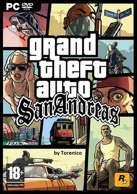 GTA San Andreas [ES][FULL][3.5 Gb][MEGA-HG-UL-FS]