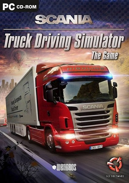 Scania Truck Driving Simulator Extended [2012] [INGLES] [Simulador] [FLT] [LB-RG-UL-N