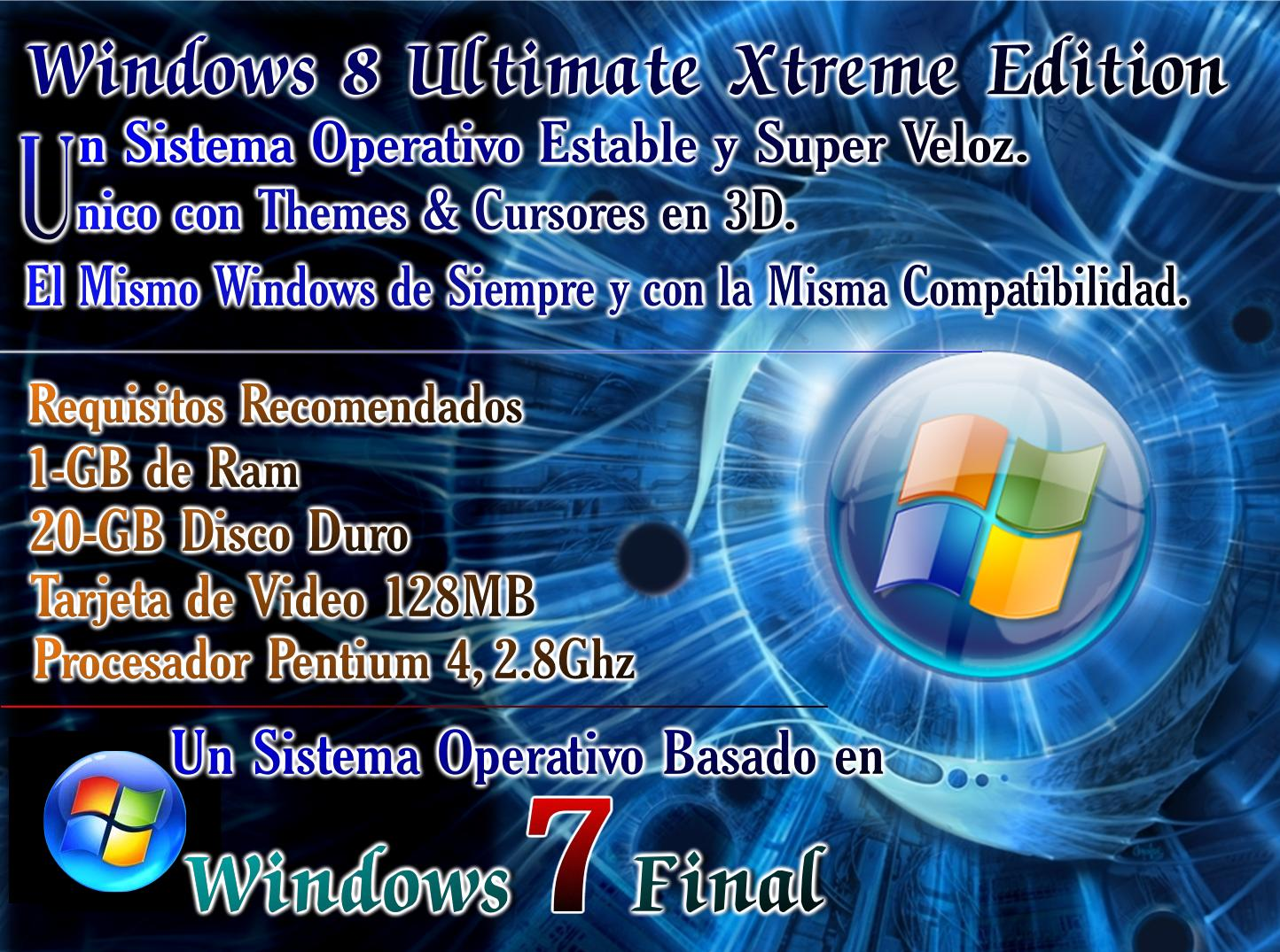 Windows 8 Xtreme Ultimate Edition Full Espa Ol Torrent