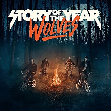 Story of the Year – Wolves (2017) mp3 - 320kbps