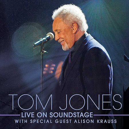 Tom Jones – Live on Soundstage (2017) mp3 - 320kbps