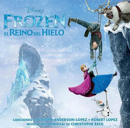 BSO Frozen - El Reino De Hielo (Spanish Edition) (2013) mp3 - 320kbps