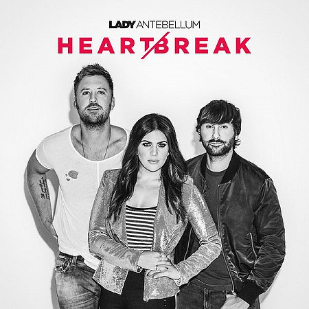 Lady Antebellum - Heart Break (2017) mp3 - 320kbps