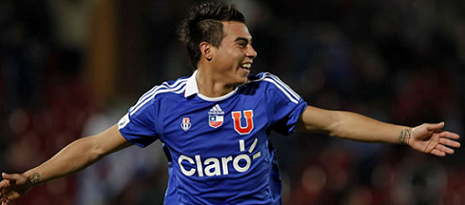 Eduardo Vargas - Universidad de Chile 2011
