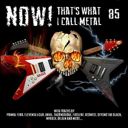 V.A. NOW! That's What I Call Metal 85 (2016) mp3 - 320kbps