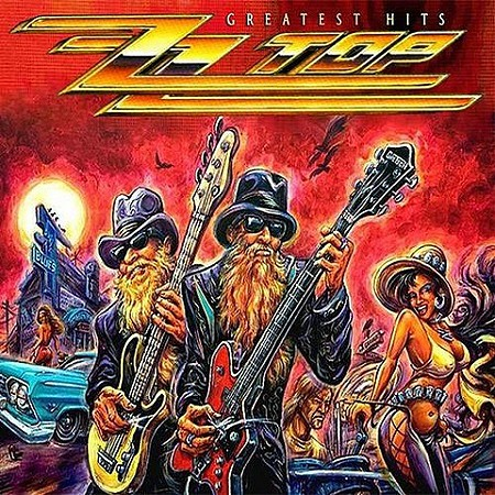 ZZ Top – Greatest Hits (2017) mp3 - 320kbps