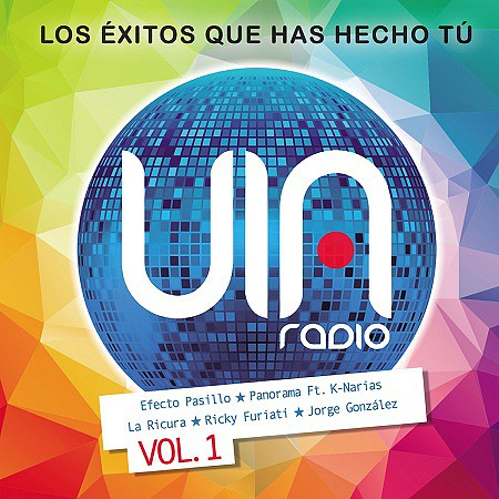 Via Radio Vol.1: Los éxitos que has hecho tú (2016) mp3 - 320kbps