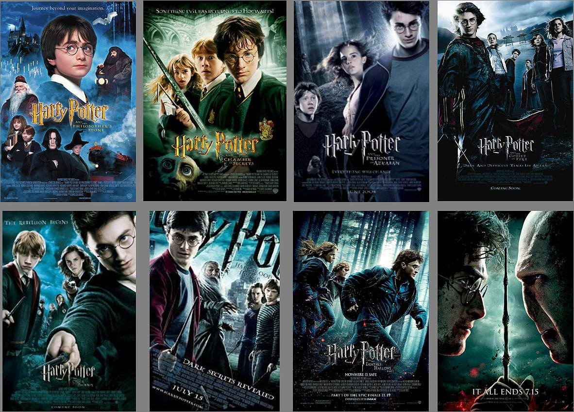 Todas la saga de harry potter en hd y mkv mega identi for Todas las descargas