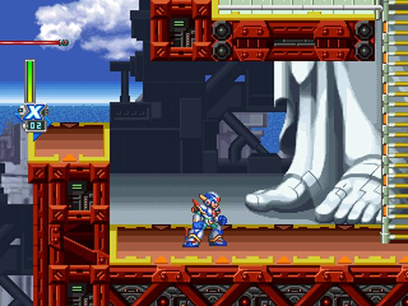 Download Game Megaman X5 For Pc